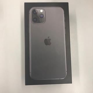 Apple - iPhone 11 Pro Space Gray 256GB docomo