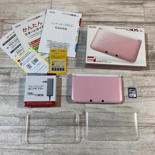 ニンテンドー3DS - 任天堂 3DS LL 本体 純正ACアダプター 2点