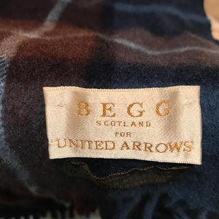 ユナイテッドアローズ(UNITED ARROWS)のBEGG×ユナイテッドアローズ マフラー(マフラー/ショール)