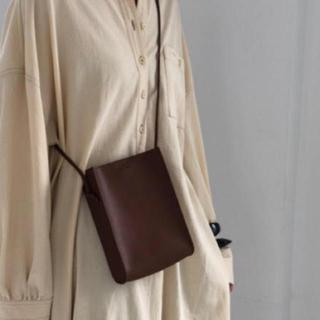 TODAYFUL - 新品タグ付き トゥデイフル  Leather Square Pochette