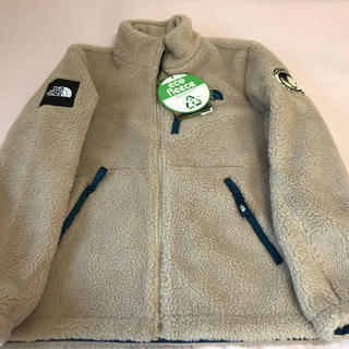 ザノースフェイス(THE NORTH FACE)のTHE NORTH FACE RIMO FLEECE JACKET ベージュXS(ブルゾン)