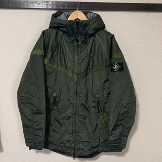 ストーンアイランド(STONE ISLAND)のNIKE STONE ISLAND windrunner jacket M(ブルゾン)