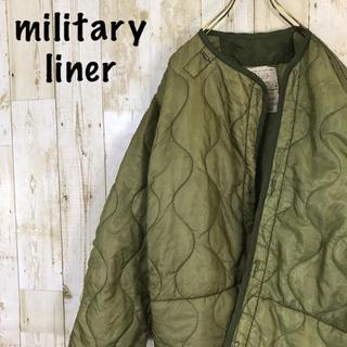 M-65 キルティングライナー コート ショート丈