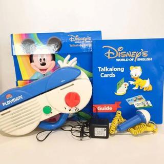 Disney - 2008年購入!ディズニー英語システム 両面デジタルトークアロング