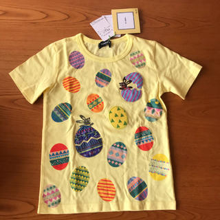クレードスコープ(kladskap)のkladskap Tシャツ 120  イースター 男女兼用(Tシャツ/カットソー)