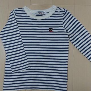 DOUBLE.B - ダフルビー90サイズ長袖Tシャツ