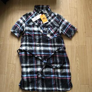 KRIFF MAYER - ロングシャツ半袖