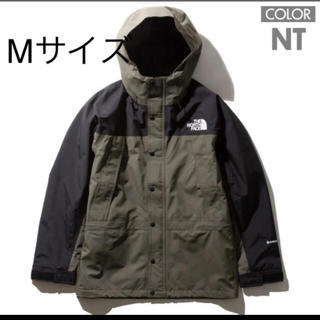 THE NORTH FACE - 【Mサイズ】マウンテンライトジャケット ニュートープ