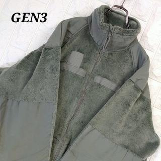 アメリカ軍 GEN3 ECWCS エクワックス ポーラテック フリース
