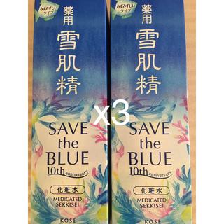 セッキセイ(雪肌精)の雪肌精化粧水500ml 6本(化粧水/ローション)