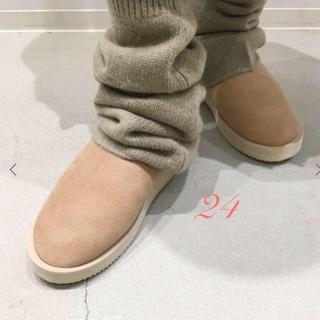 アパルトモンドゥーズィエムクラス(L'Appartement DEUXIEME CLASSE)のL'Appartement 【SUICOKE/スイコック】MOUTON SABO(ブーツ)