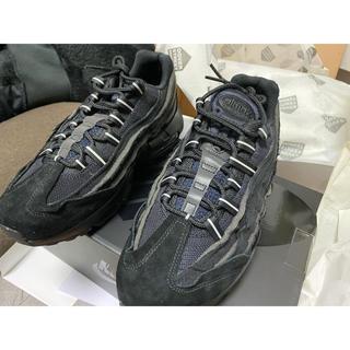 COMME des GARCONS - US8 26cm CDG Nike air max 95 ナイキ ギャルソン