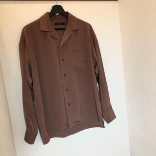 レイジブルー(RAGEBLUE)のRAGEBLUE オープンカラーシャツ(シャツ)