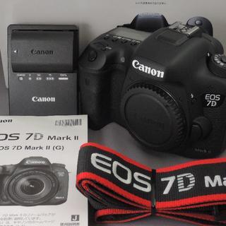 Canon - 【美品】キヤノン EOS7D MARKII