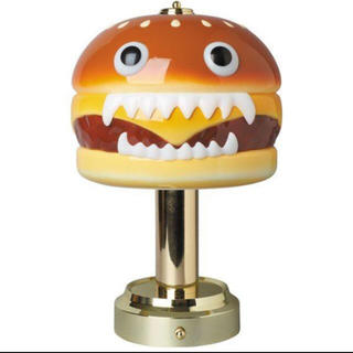MEDICOM TOY - 送料無料 UNDERCOVER HUMBURGER LAMP