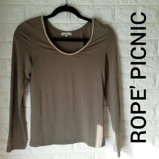 ロペピクニック(Rope' Picnic)のROPE' PICNIC - ロペピクニック レディー(Tシャツ(長袖/七分))
