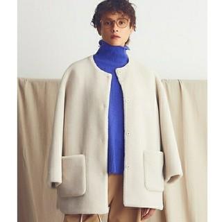 Mila Owen - タグ付き☆Mira Owen/ミラオーウェン0シャツカーブボアジャケット