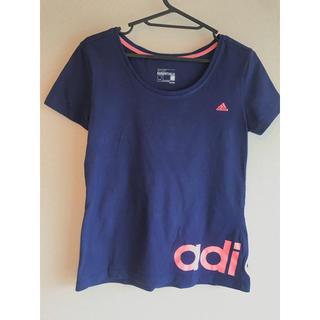 adidas - adidas アディダス Tシャツ フリーサイズ レディース