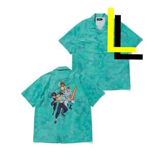 XLARGE - xlarge 幽☆遊☆白書 幽遊白書 シャツ エクストララージ Tシャツ L