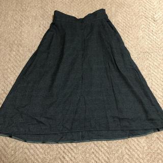 グリーンレーベルリラクシング(green label relaxing)のグリーンレーベルリラクシングロングスカート(ロングスカート)