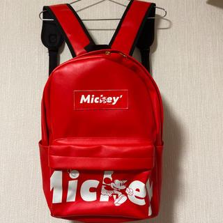 ミッキーマウス - ディズニー リュックミッキー バックパック キッズバック supreme お洒落