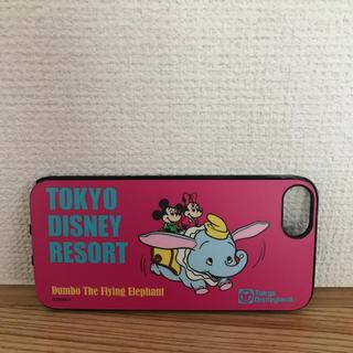 Disney - ディズニー レトロ柄 スマートフォンケース カバーのみ