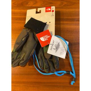 ザノースフェイス(THE NORTH FACE)の新品 ザノースフェイス キッズ手袋(手袋)