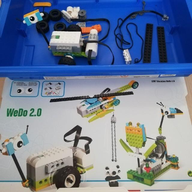 Lego(レゴ)のレゴ コードクリエイター指定教材 45300 キッズ/ベビー/マタニティのおもちゃ(知育玩具)の商品写真