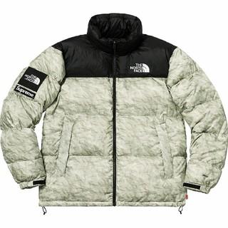 Supreme - Supreme North Face Paper Nuptse Jacket