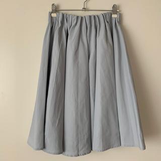 トッコ(tocco)のフレアースカート(ひざ丈スカート)