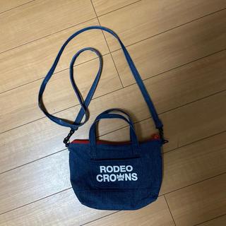 ロデオクラウンズ(RODEO CROWNS)のるん様専用❣️ロデオクラウンズ ショルダー(ショルダーバッグ)