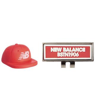 ニューバランス(New Balance)のニューバランスゴルフ✩⋆マーカー レッド(ウエア)