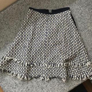 Chesty - chesty ツイードスカート