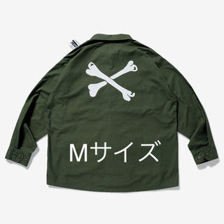 W)taps - Mサイズ WTAPS NEIGHBORHOOD JUNGLE シャツ 2020