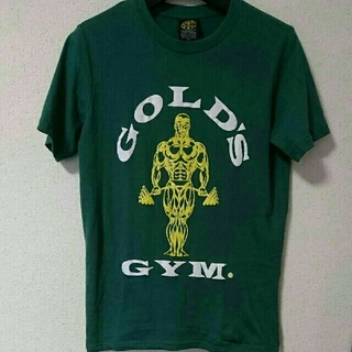 NIKE - ゴールドジム   Tシャツ