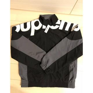 Supreme - supreme shoulder logo track jacket box