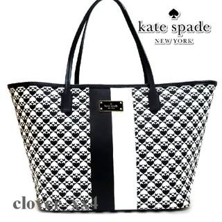 ケイトスペードニューヨーク(kate spade new york)のケイトスペード トートバッグ A4 クラシック スペード ブラック マーガレット(トートバッグ)