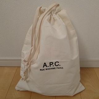 A.P.C - ☆新品未使用☆  A.P.C.  巾着