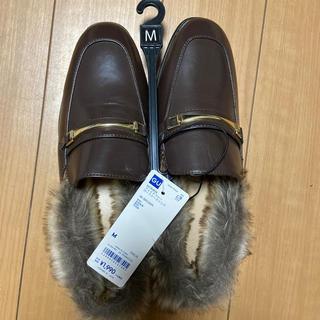 ジーユー(GU)の未使用 GU 靴(ローファー/革靴)