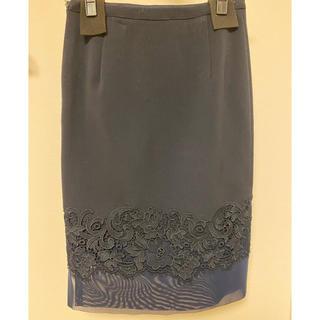 アクアガール(aquagirl)のタイトスカート(ひざ丈スカート)