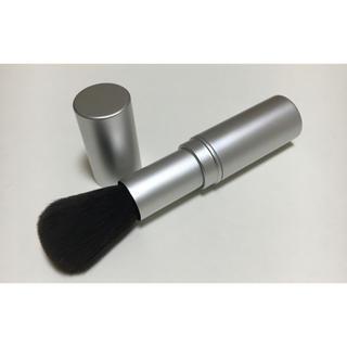 ムジルシリョウヒン(MUJI (無印良品))の無印良品 携帯用・チークブラシ(チーク/フェイスブラシ)