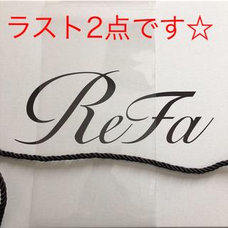 ReFa - 新品未使用 リファビューテック ドライヤー ブラック リファ