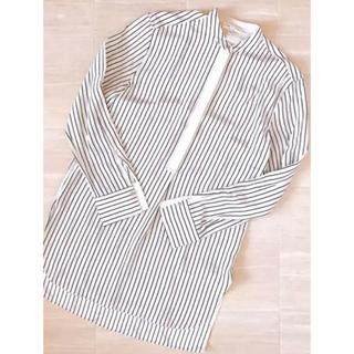 Drawer - ラグアンドボーン ストライプシルクシャツ