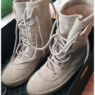 アディダス(adidas)のYEEZY SEASON2 イージーシーズン2 ブーツ 値下げ可能です(ブーツ)