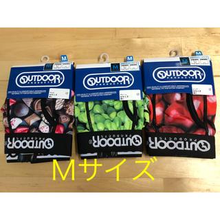 アウトドアプロダクツ(OUTDOOR PRODUCTS)のアウトドアボクサーブリーフ❣️新品3枚❣️Mサイズ❣️(ボクサーパンツ)