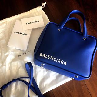 バレンシアガ(Balenciaga)の【底値】BALENCIAGA バレンシアガ 2WAY ハンドバッグ(セカンドバッグ/クラッチバッグ)