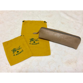 IL BISONTE - IL BISONTE / Pencil Case ペンケース