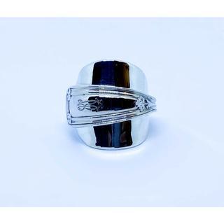 Tiffany & Co. - Tiffany&coヴィンテージスプーンリング-Saint Dunstan-