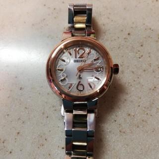 セイコー(SEIKO)のSeiko  ルギア 電波ソーラー腕時計(腕時計(アナログ))