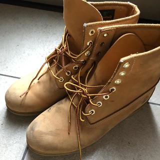 ティンバーランド(Timberland)のティンバーランド ブーツ 10 1/2  28.5cm(ブーツ)